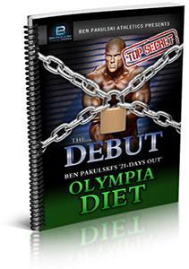 Olympia-Diet