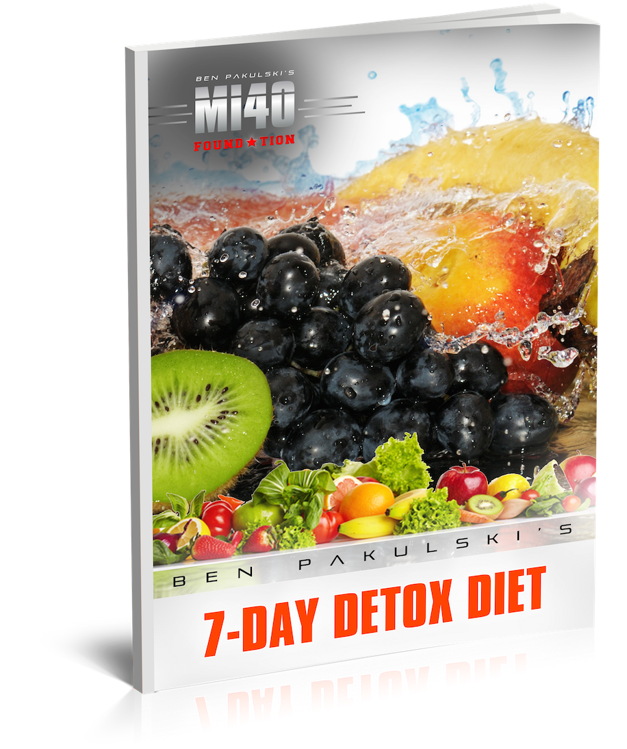 Covers - 3D - MI40-Foundation Accelerator - 7-Day Detox Diet