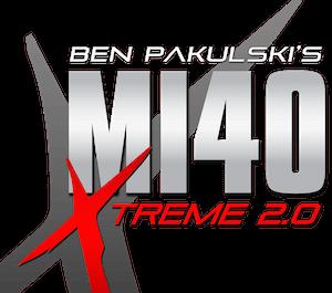 MI40X logo